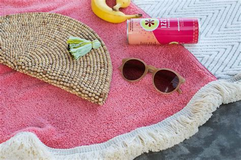Diy Round Beach Towels