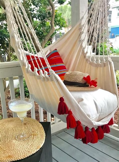Diy Round Hammock Chair
