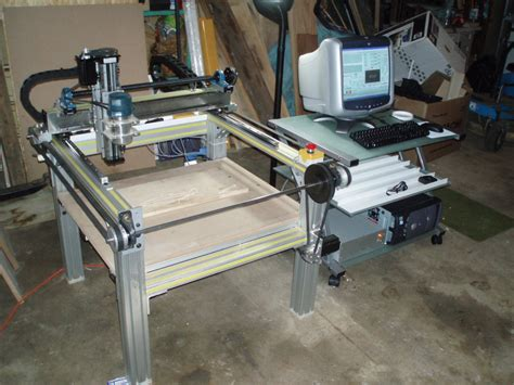 Diy Router Cnc Table