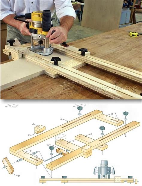 Diy Router Jig Plans