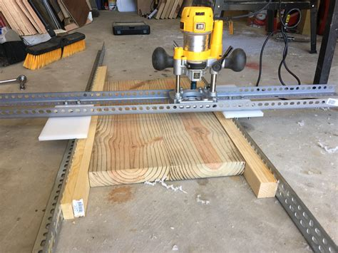 Diy Router Planer Jig For S