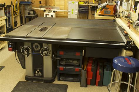 Diy Router Table Extension Unisaw