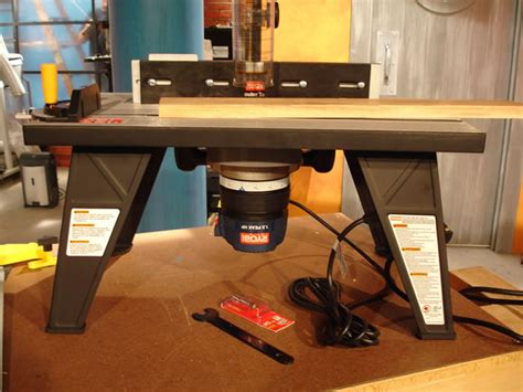 Diy Router Table For Cordless Router For Computer