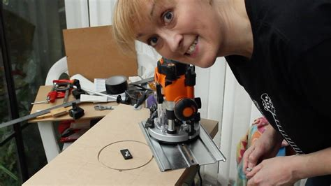 Diy Router Table Workmate Parts