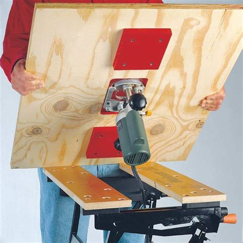 Diy Router Table Workmate Table