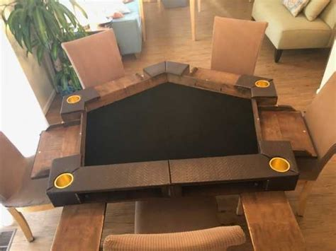 Diy Rpg Gaming Table Pentagon City