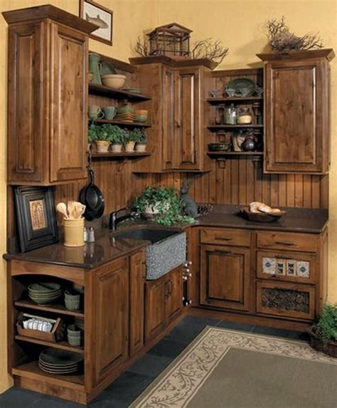 Diy Rustic Kitchen Hutch