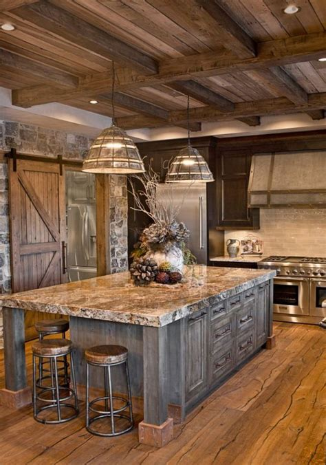 Diy Rustic Kitchen Remodel