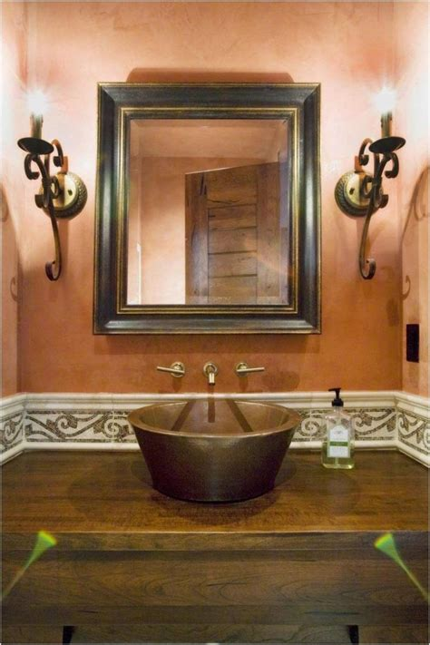Diy Rustic Mirror Ideas