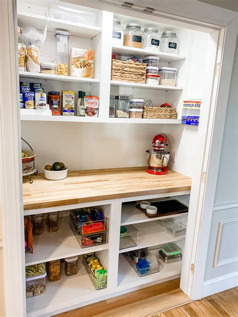 Diy Rustic Pantry Ideas