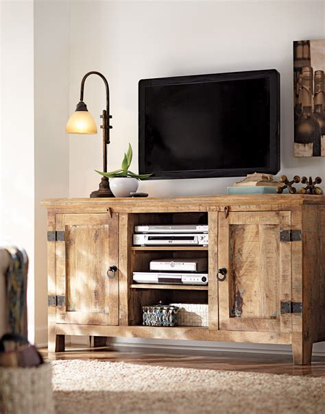 Diy Rustic Tv Stand Ideas