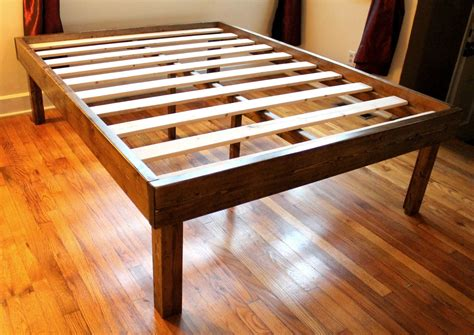 Diy Rustic Twin Bed Frame
