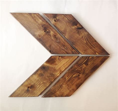 Diy Rustic Wood Arrow