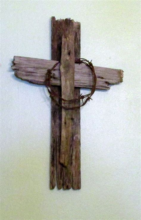 Diy Rustic Wood Cross