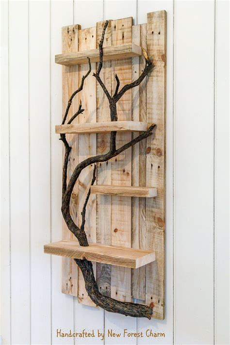 Diy Rustic Wood Fence Decor