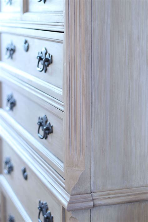 Diy Rustic Wood Paint Weathered Look