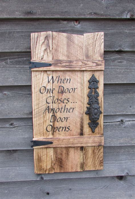 Diy Rustic Wood Signs