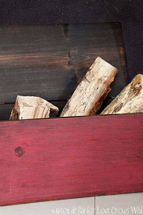 Diy Rustic Wood Stain