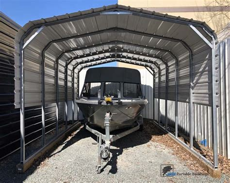 Diy Rv Storage Shelter