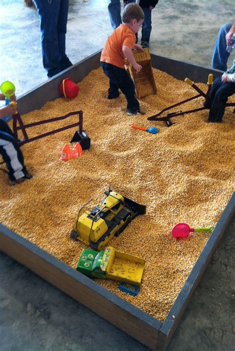 Diy Sandbox For Toddlers