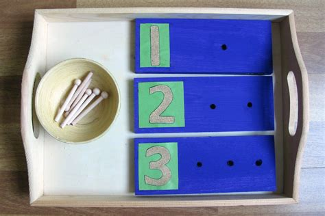 Diy Sandpaper Numbers