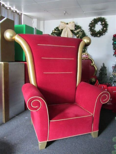 Diy Santa Claus Chair