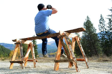 Diy Sawhorse Videos