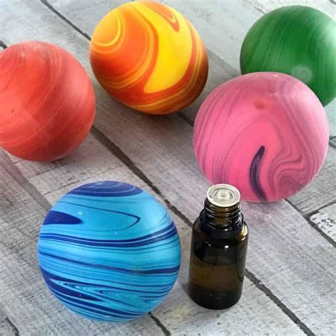 Diy Scented Stress Balls
