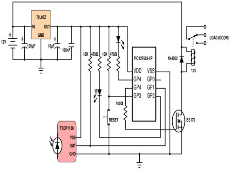 Diy Schematic Diagram Electronic Rat Trap