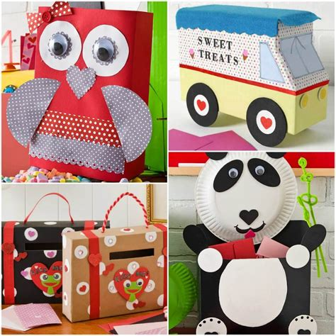 Diy School Valentine Box Ideas