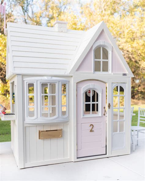 Diy Schoolhouse Playhouse