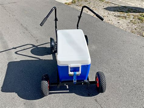 Diy Scooter Cooler
