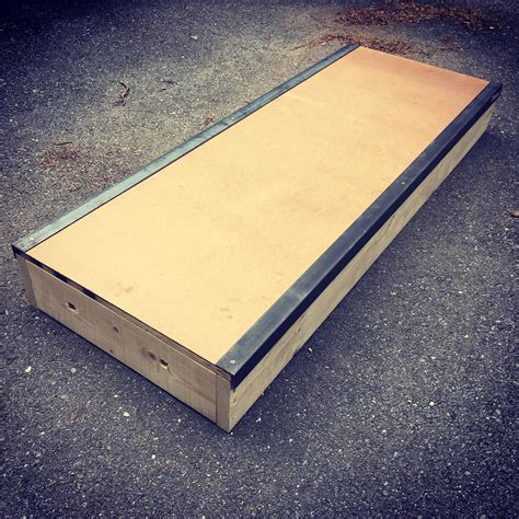 Diy Scooter Grind Box