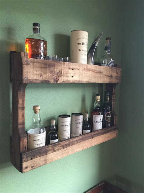 Diy Scotch Rack
