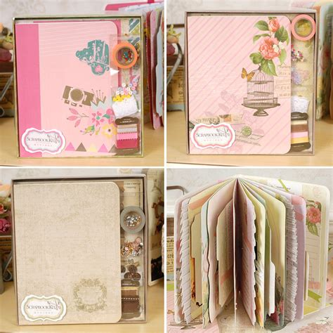 Diy Scrapbook Kit