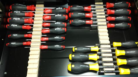 Diy Screw Organizer Screwdriver Tool Repair