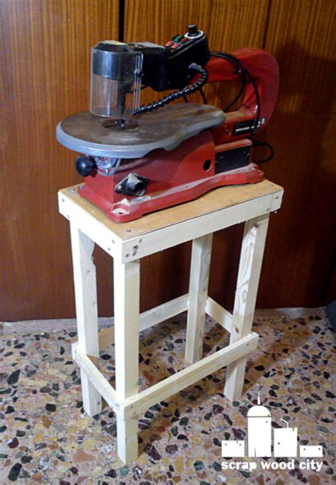 Diy Scroll Saw Table