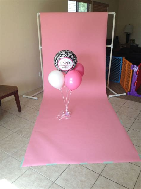 Diy Seamless Paper Background Stand For Backdrop