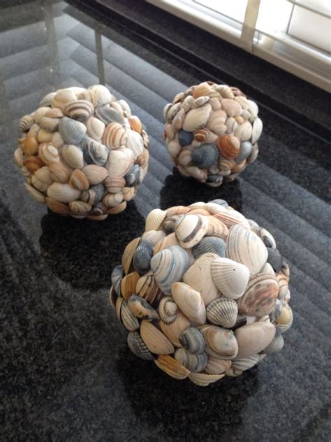 Diy Seashell Wood Art Pictures
