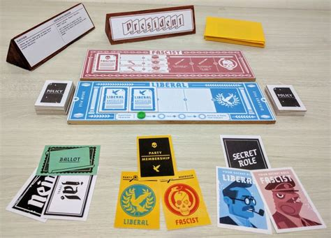 Diy Secret Hitler