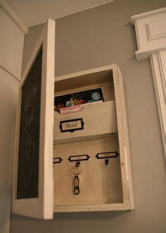Diy Secret Key Box Wall Art