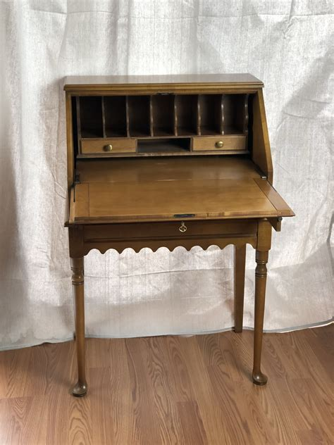 Diy Secretary Desk From Dresser