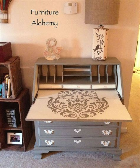 Diy Secretary Desk Makeover