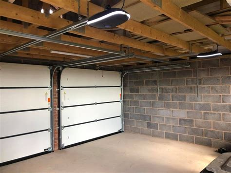 Diy Sectional Garage Door