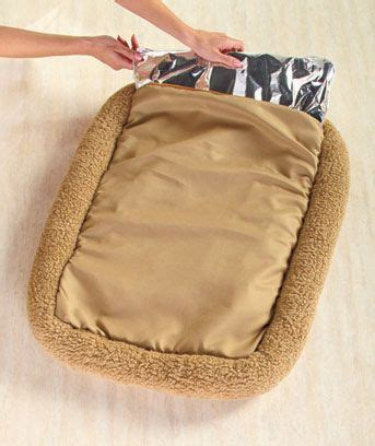 Diy Self Heating Pet Bed