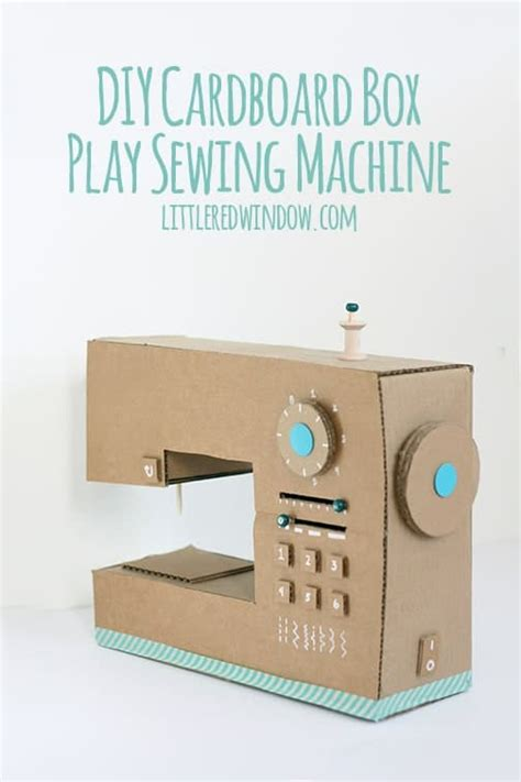 Diy Sewing Machine Box