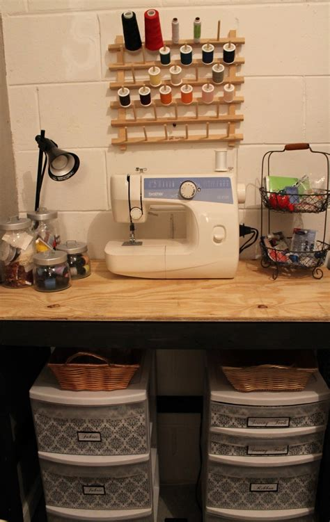 Diy Sewing Stations