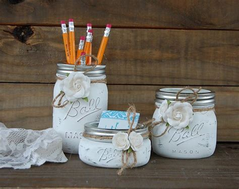 Diy Shabby Chic Desk Accessories