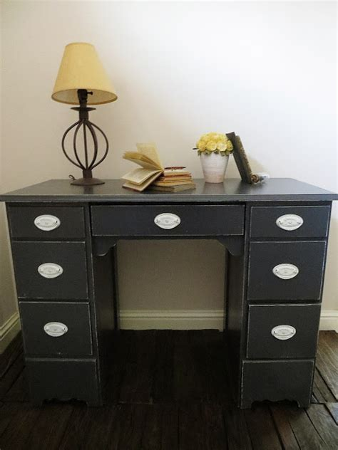 Diy Shabby Chic Desk Makeover