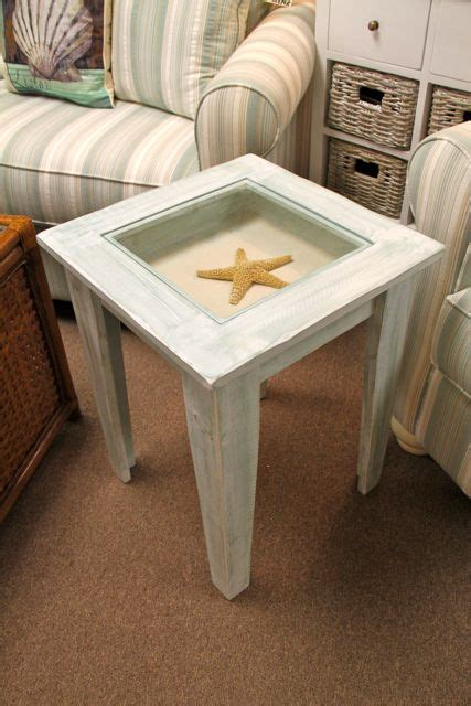 Diy Shadow Box End Table